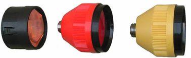 04S / 04T 2.5 اینچ پوشش تک منشور نقره یا بدون پوشش تک و مس منشور نوع 04L لایکا یا بدون