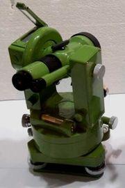 """J6E 6 """"دقت بالا 360 / 400G راست تصویر تئودولیت نوری برای اندازه گیری ساخت و ساز"""