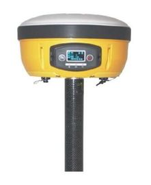 چین G9 GNSS 372 کانال گیرنده RTK با نرم افزار E-بررسی دریافت GPS / singals گلوناس / Beidou توزیع کننده